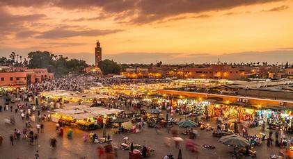 Tour desde Marrakech