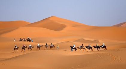 3 Días Marrakech Fez viaje del desierto