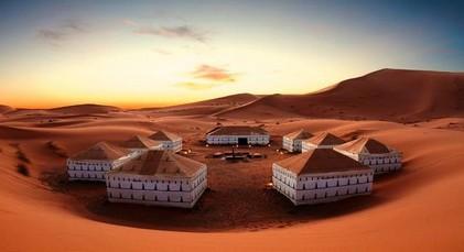 7 Días Tánger Marrakech viaje de Atlas y Desierto