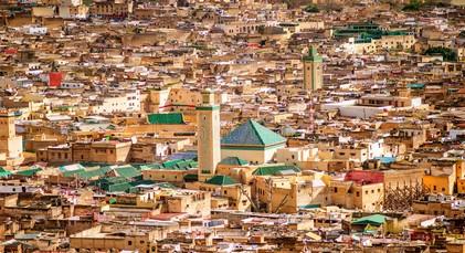 4 Días Fez Marrakech viaje del desierto